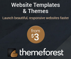 Theme Forest - Website Templates and Themes