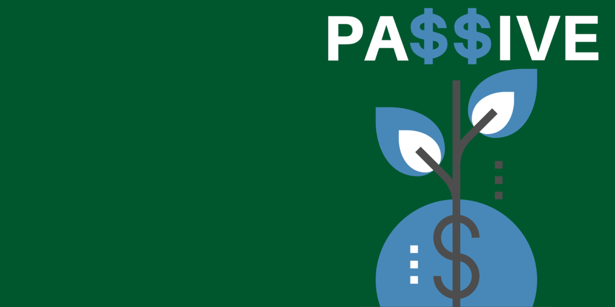15 Way to Create Passive Income